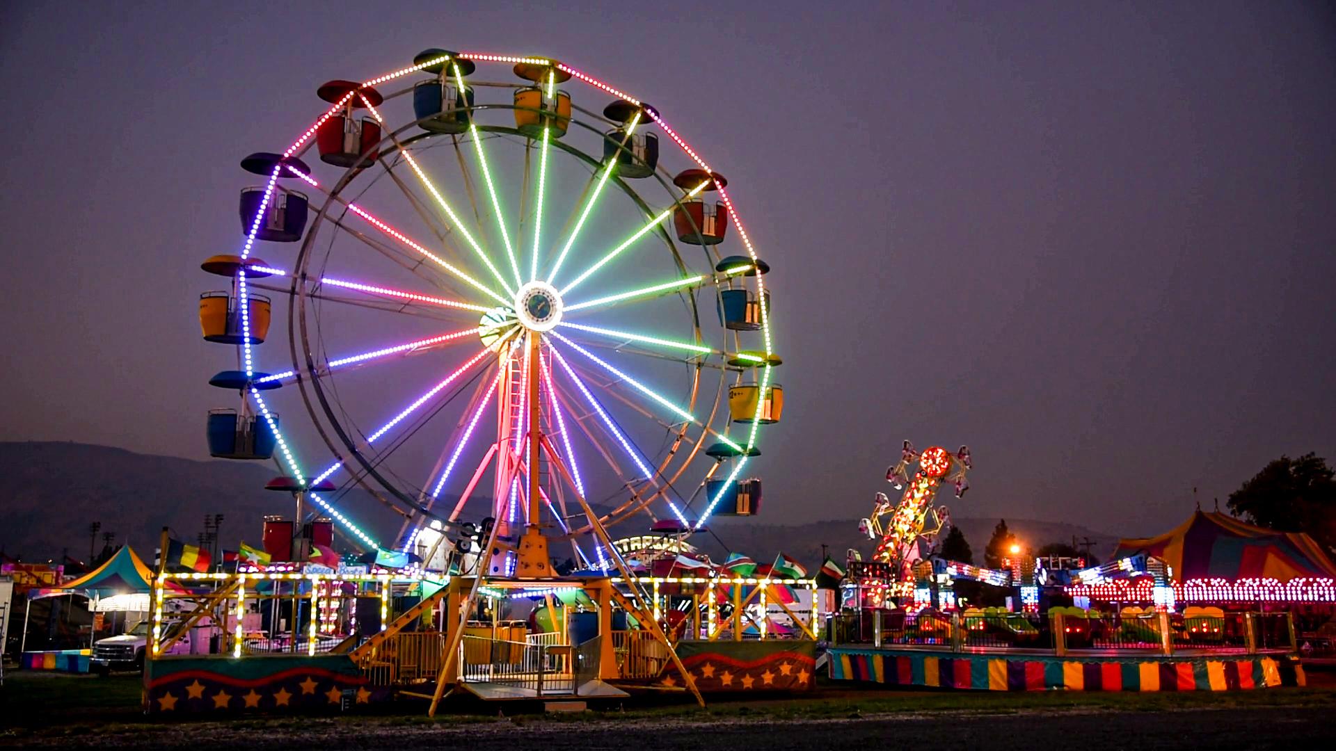 Klamath Falls News — Spring Carnival Returns