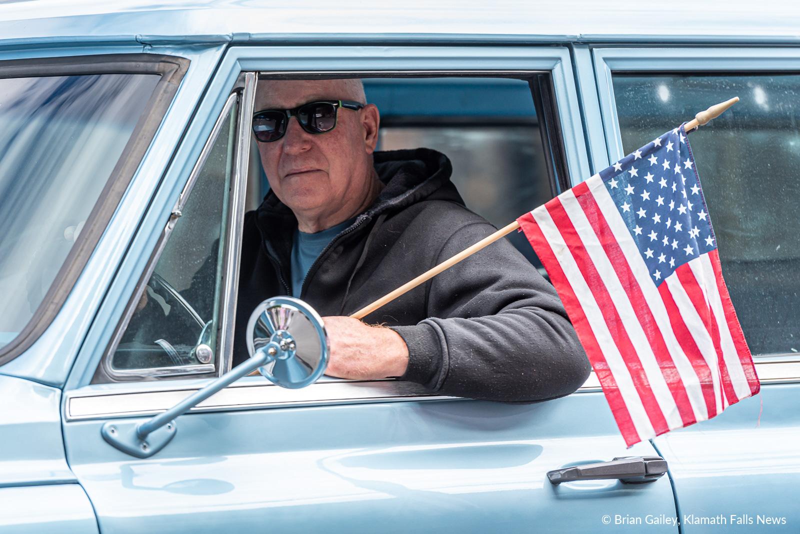 Memorial Day Parade 2019.  May 27, 2019 (Image: Brian Gailey / Klamath Falls News)