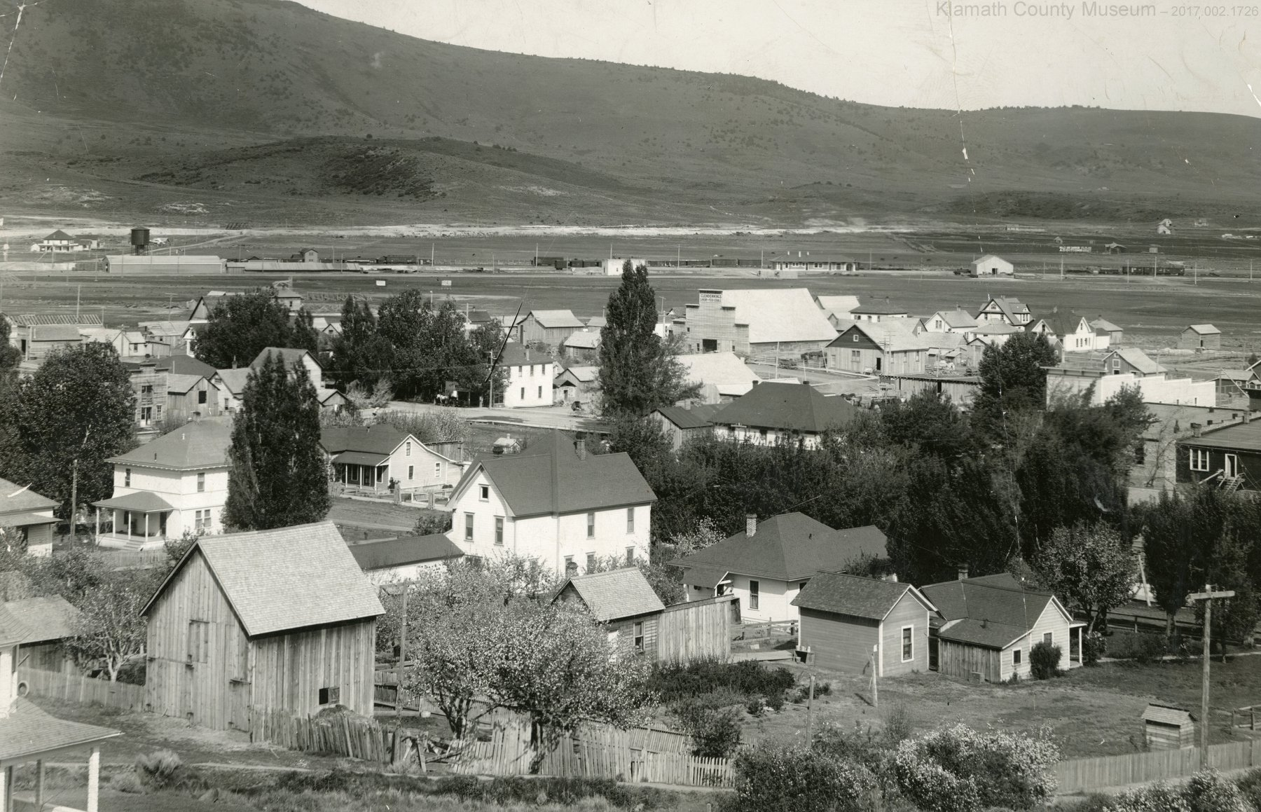 Klamath Falls' East End, c 1910