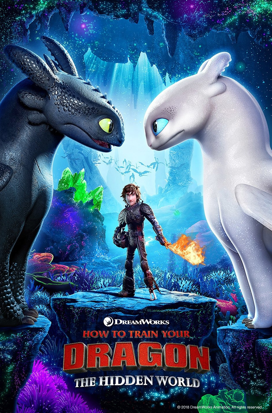 July 5: How to Train Your Dragon 3