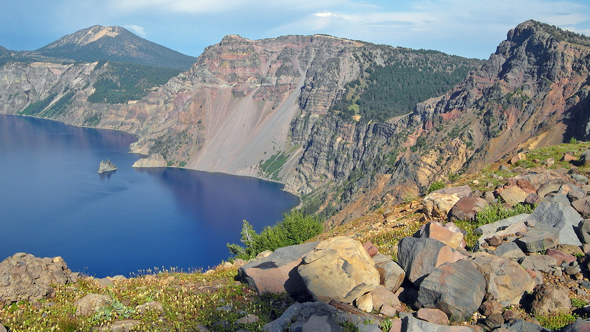 Crater Lake National Park, File Photo (National Parks System)