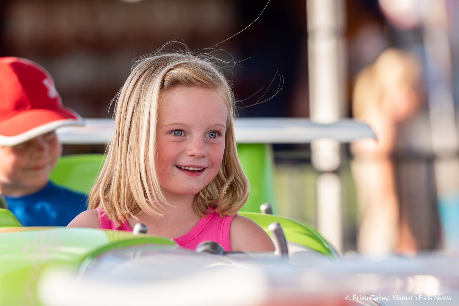 2019 Klamath County Fair, Day 1 (Image, Brian Gailey / Klamath Falls News)