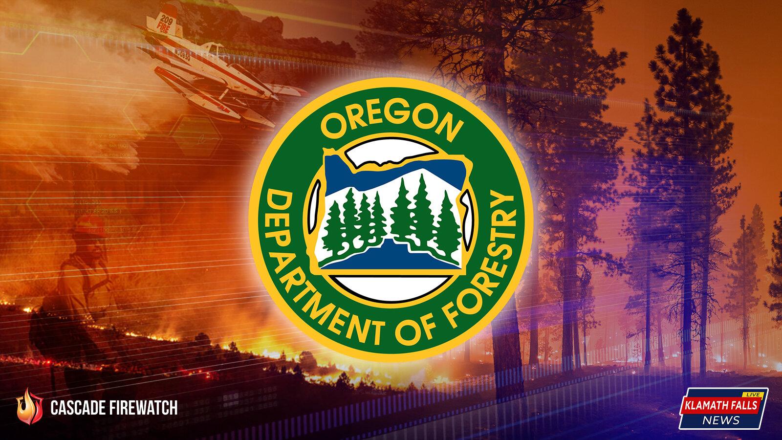 Odf Fire Season Ends For Klamath Amp Lake Counties