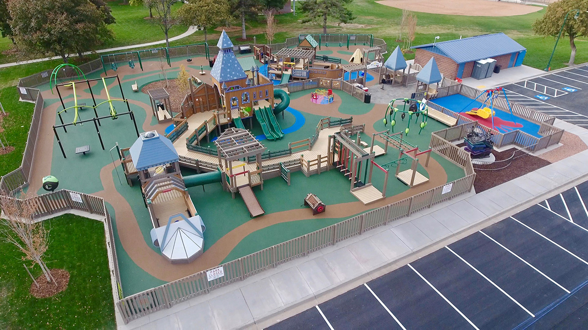 Ada Accessible Destination Playground Coming To Moore Park