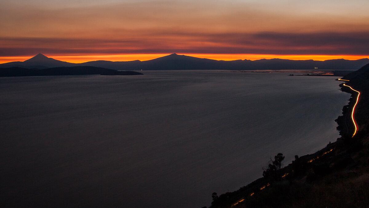File photo, Upper Klamath Lake (Image,  Brian Gailey )