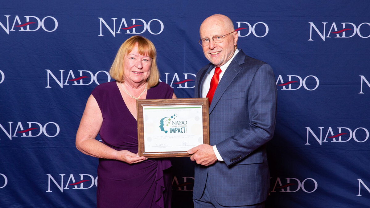The Rural Klamath Connects (RKC) communities of Merrill, Malin, Bonanza, Tulelake and Dorris-Butte Valley in Collaboration with SCOEDD Receives National Association of Development Organizations 2019 Impact Award