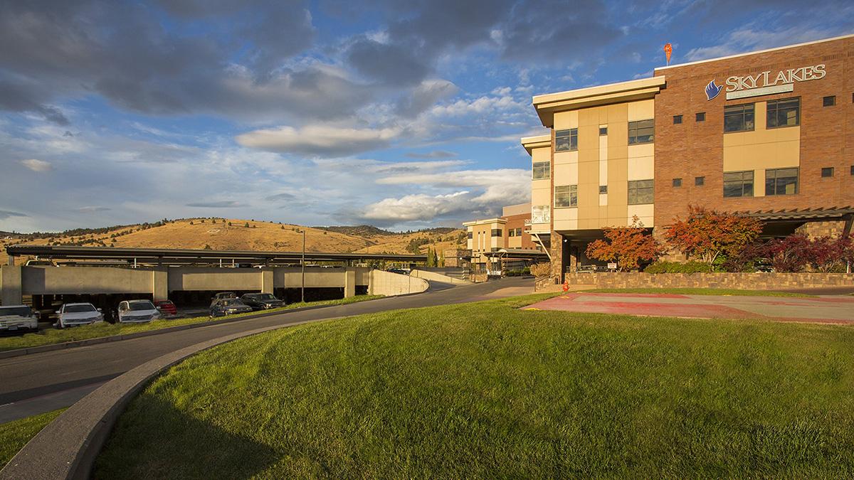 File photo, Sky Lakes Medical Center