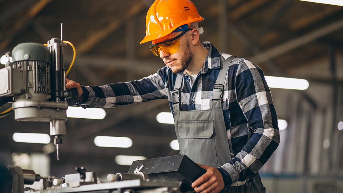 Where is the Oregon economy heading? Several broad industries are projected to slowly over the next year, including the manufacturing sector. (Stock photo.)