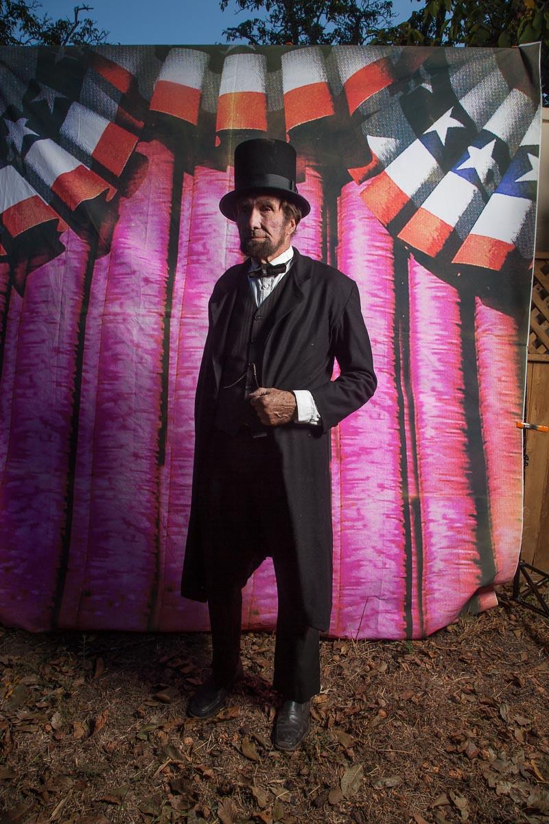 Civil War re-enactment,Moorpark Ca.