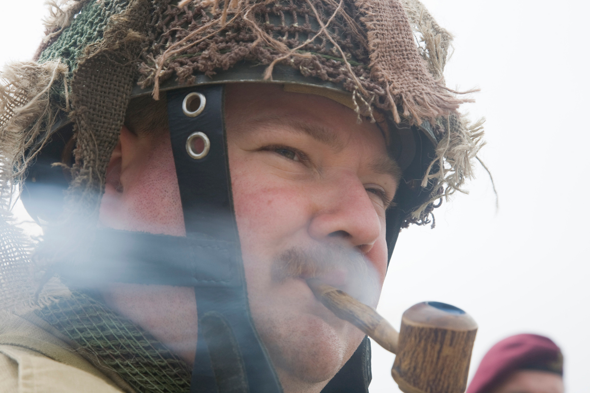 .re-enactors  pageant of history