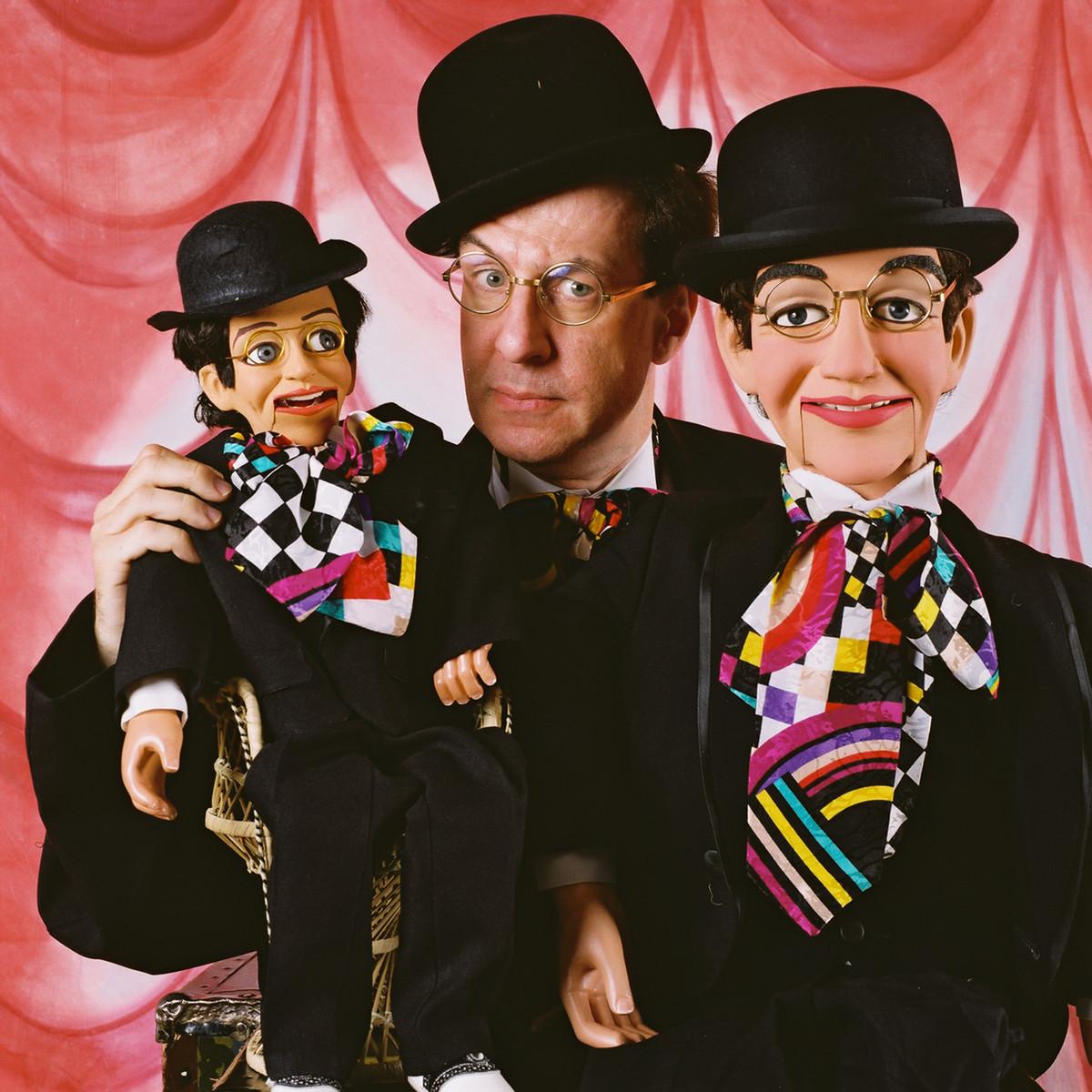 Bob Rumba with Bob and Bob