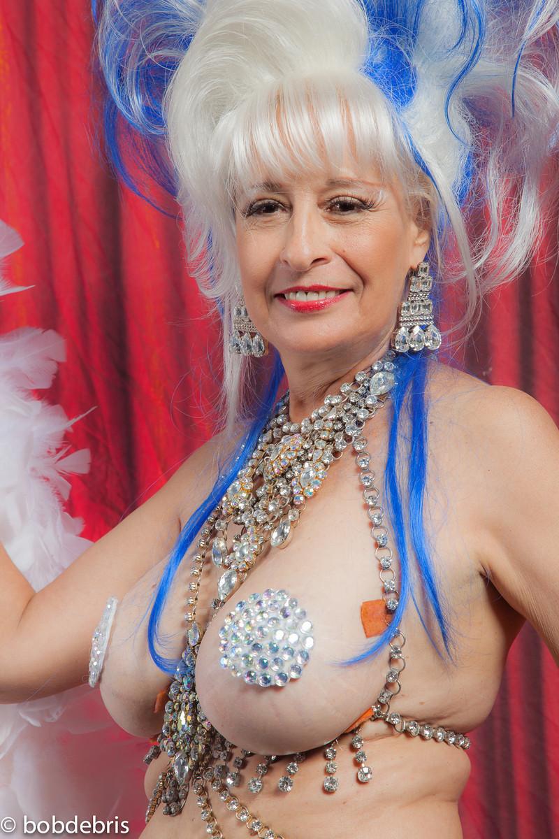 Gypsy Louise  BHOF 2013