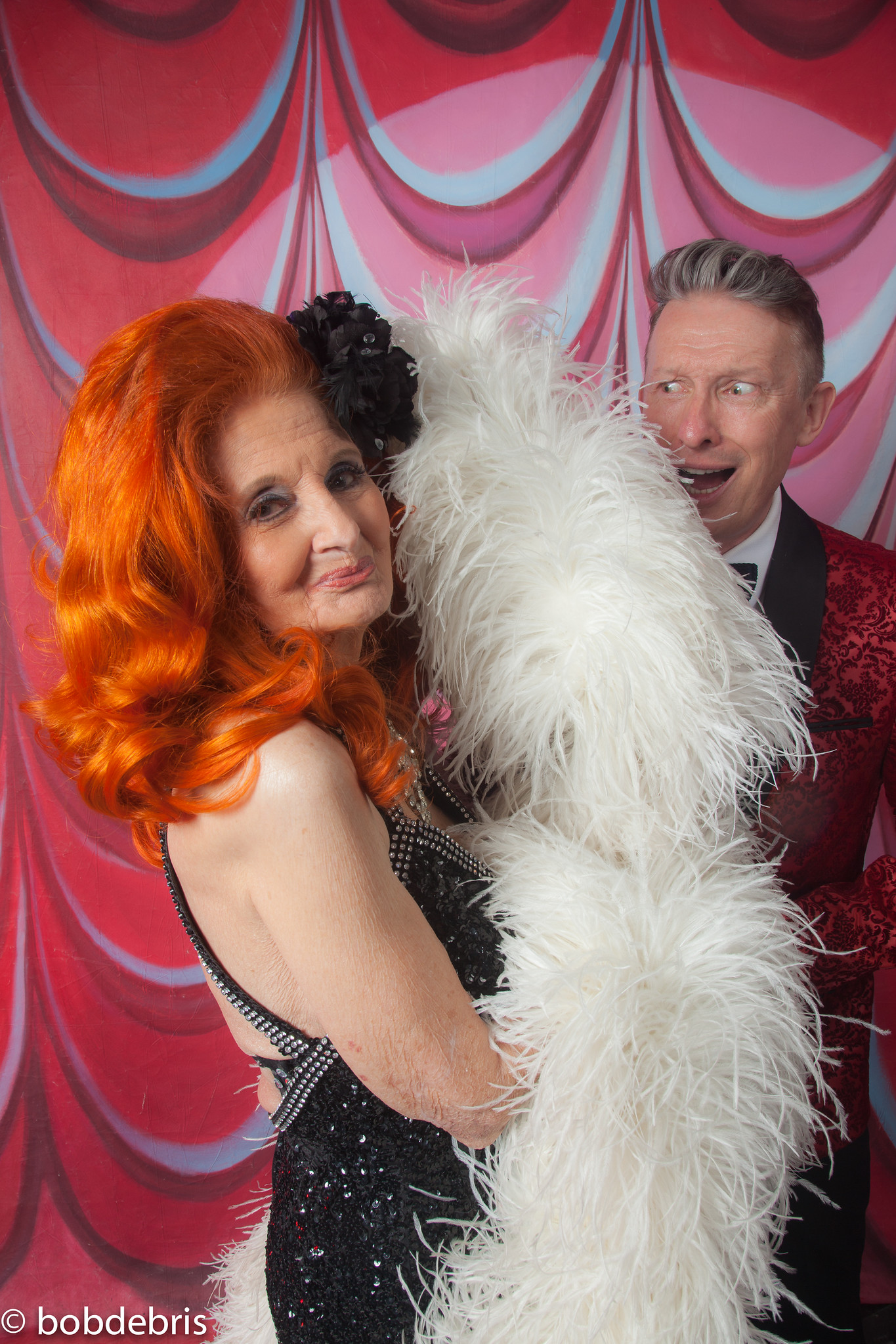 Tempest Storm and Nez Kendall  2019