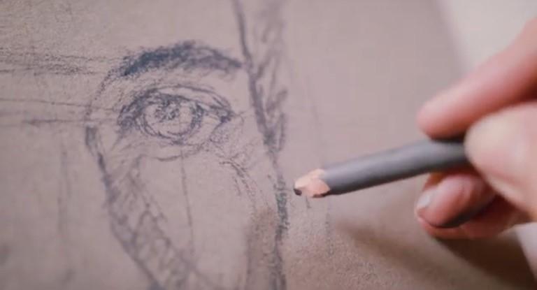 See how I create portraits