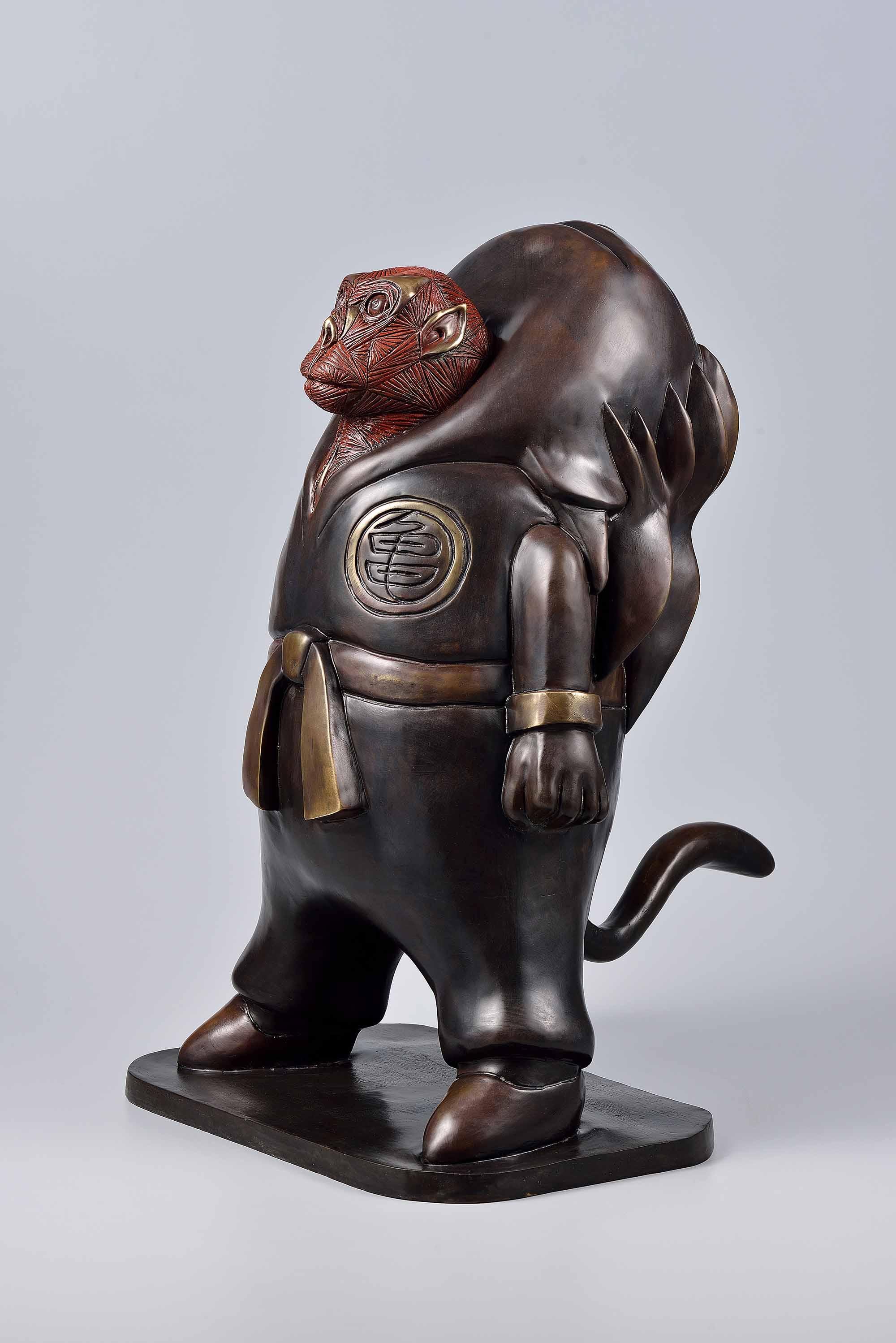 劉哲榮 LIU Je-Rong〈Cosplay-Monkey〉(正面 Front)