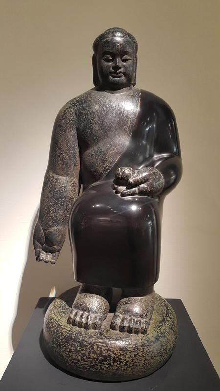 李真 LI Chen〈彌陀 Amitabha Buddha〉