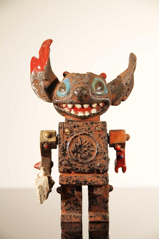 張山 CHANG Shan〈星際寶貝 Stitch〉
