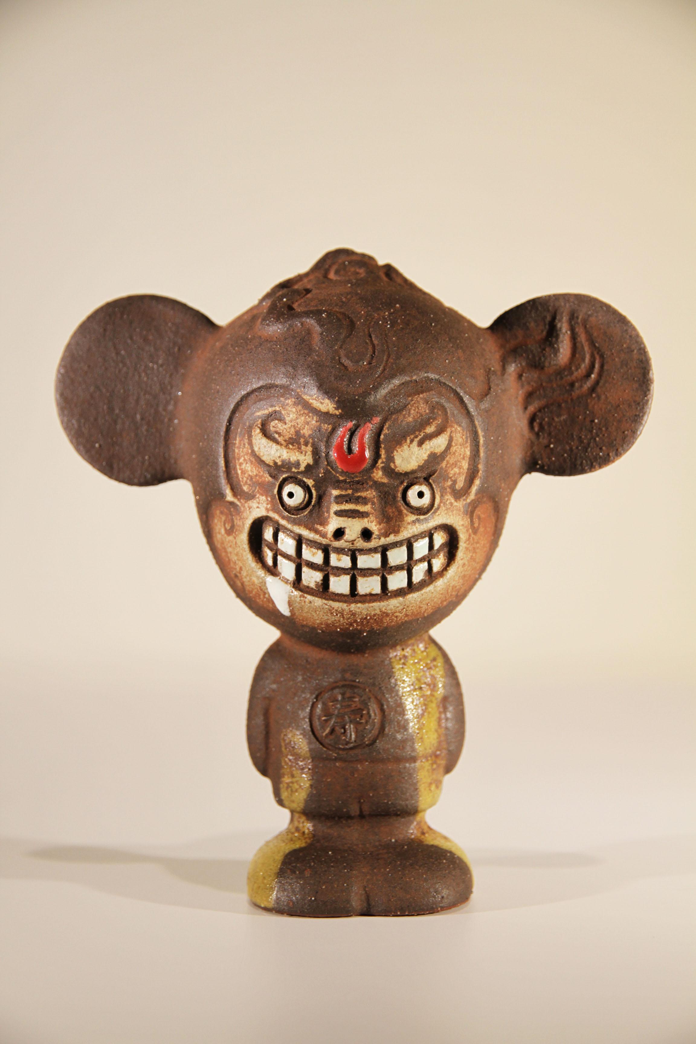 張山 CHANG Shan〈台灣囝仔(猴) Taiwanese Kids-Monkey〉