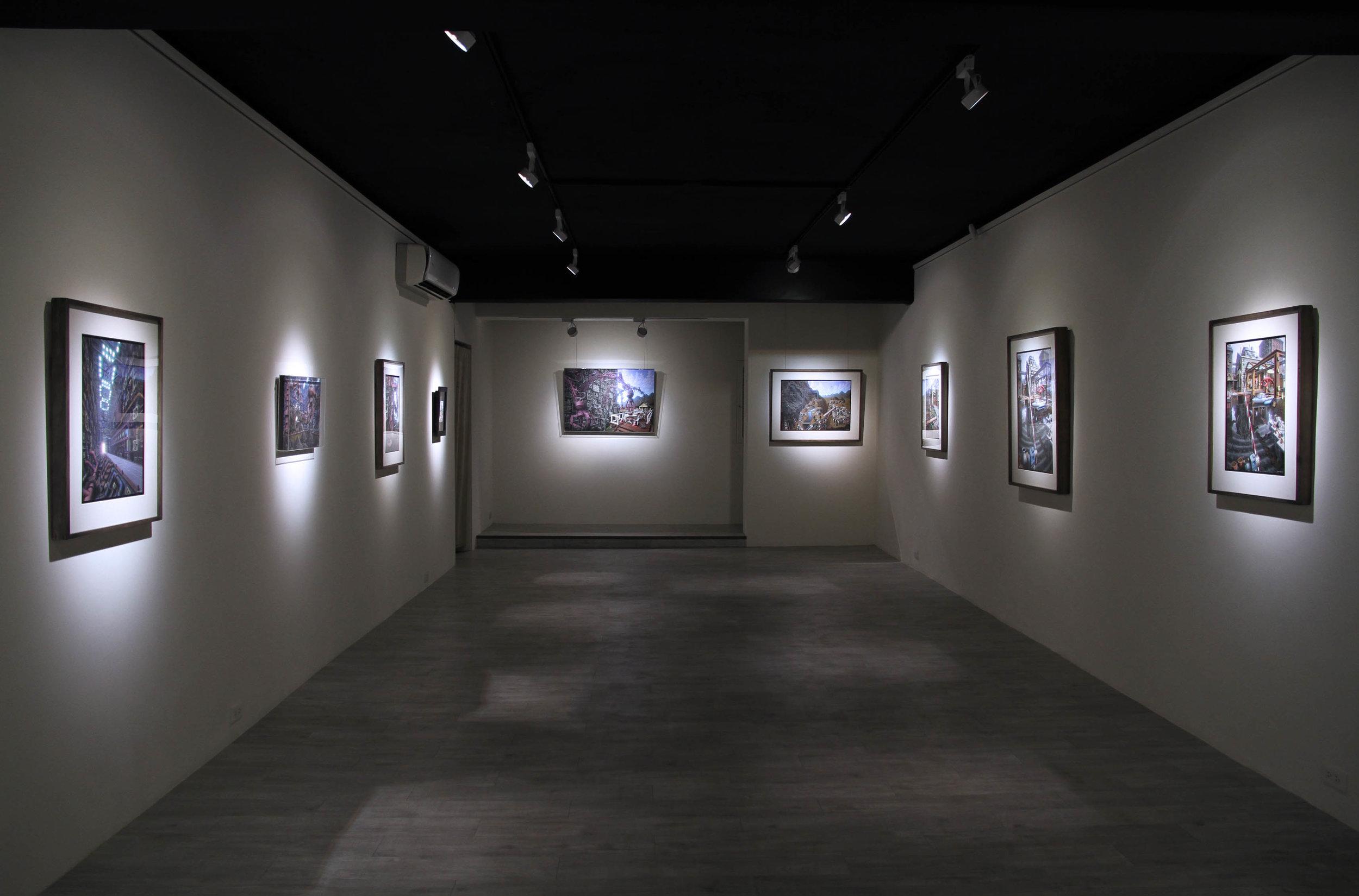 2017西岡良太永不滿足的消費渴望個展2.JPG