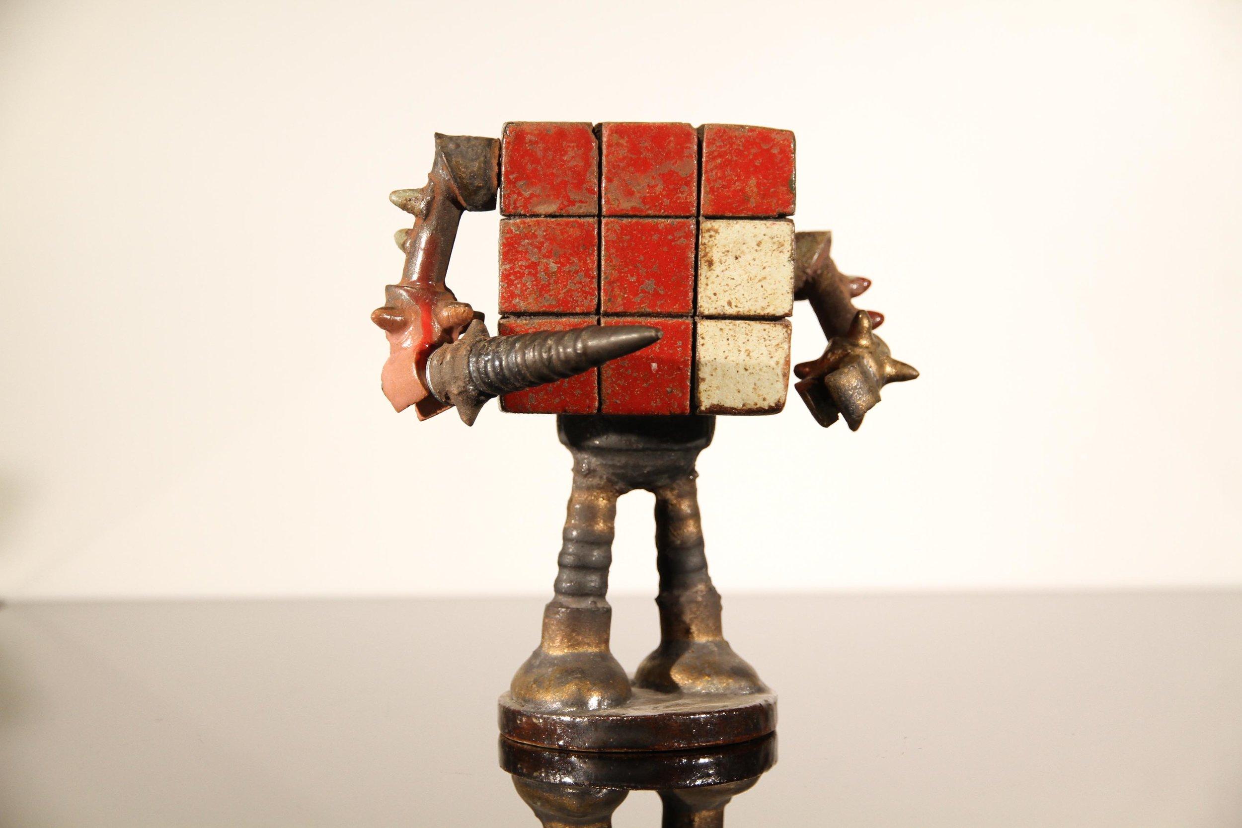 張山 CHANG Shan〈魔人 Rubik's Cube Man〉
