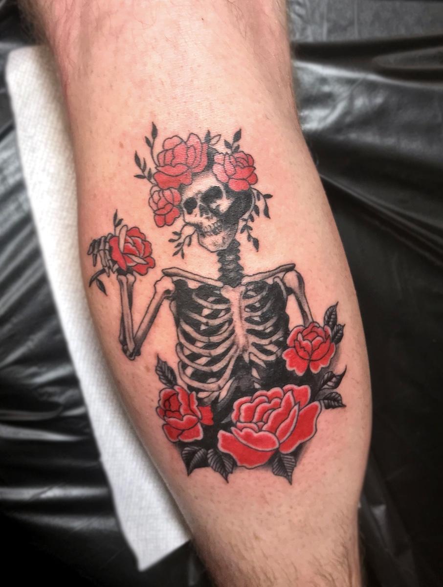 All tattoo designs on this page by Devin Bennett - Instagram   @DEVINBENNETT_TATTOO