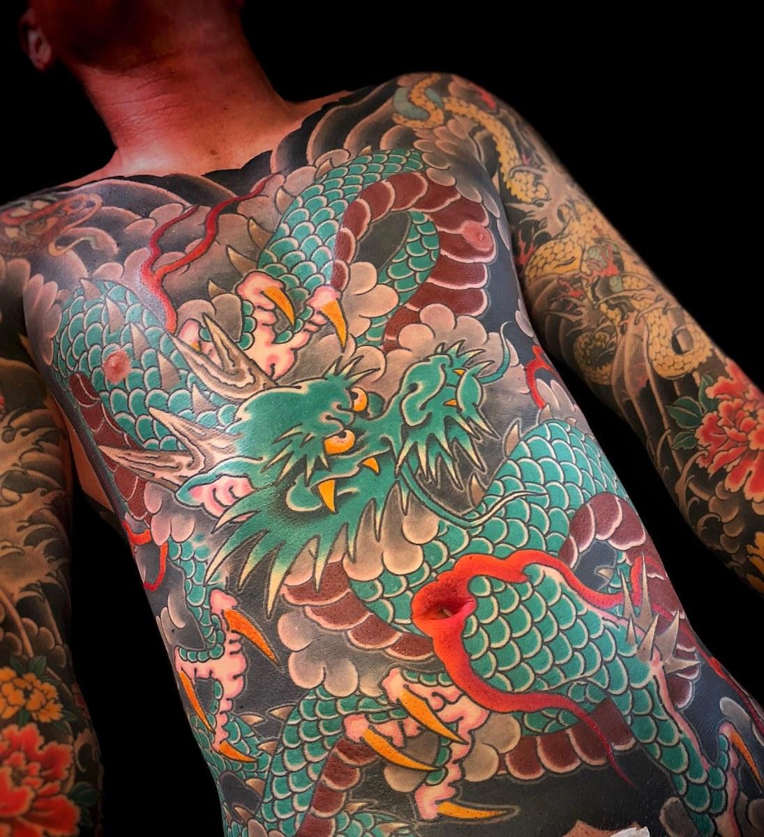 josh carter japanese tattoo chest.jpg