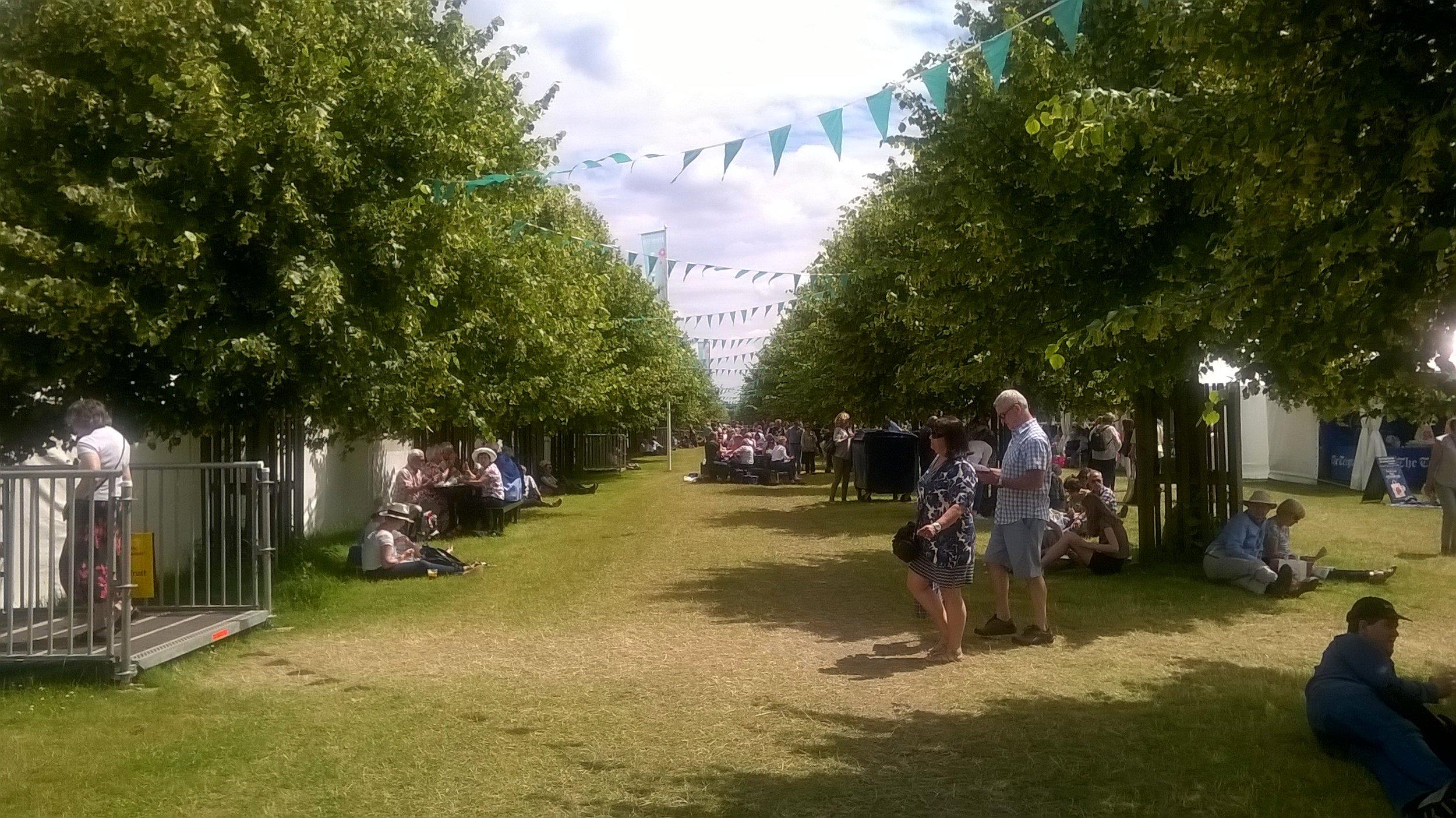 RHS at Hampton Court