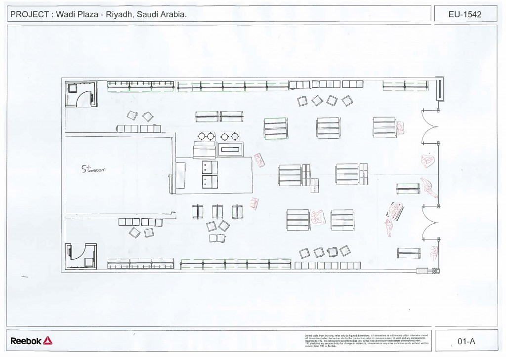 VM Plan for Wadi Plaza Riyadh Saudi Arabia