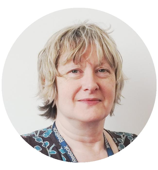 Alison Barker   Business Manager