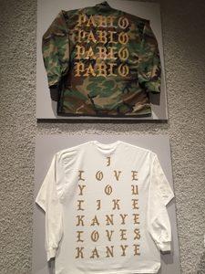 Life of Pablo Shirts