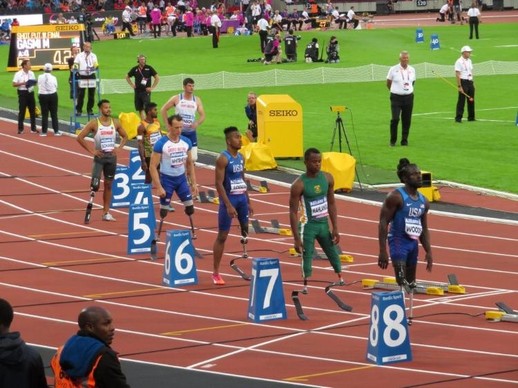 World Para Athletics Championships 2017
