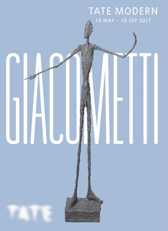 Alberto Giacometti at the Tate
