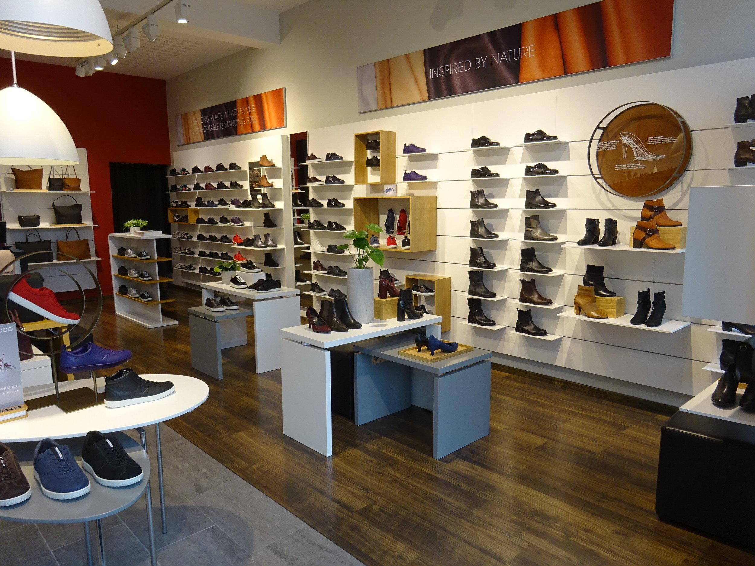 Ecco Shoes After re merchandising 2.JPG