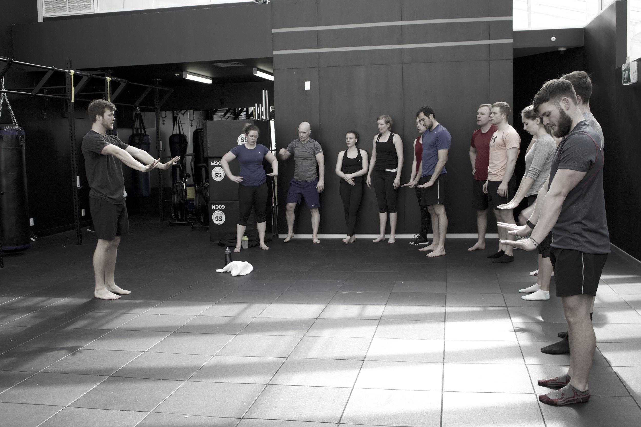 Gymnastics Workships -