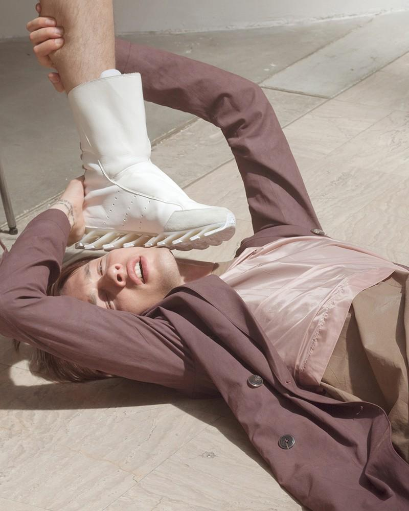 Afternoon of a Faun / Rick Owens ss15 special by FABIEN MONTIQUE