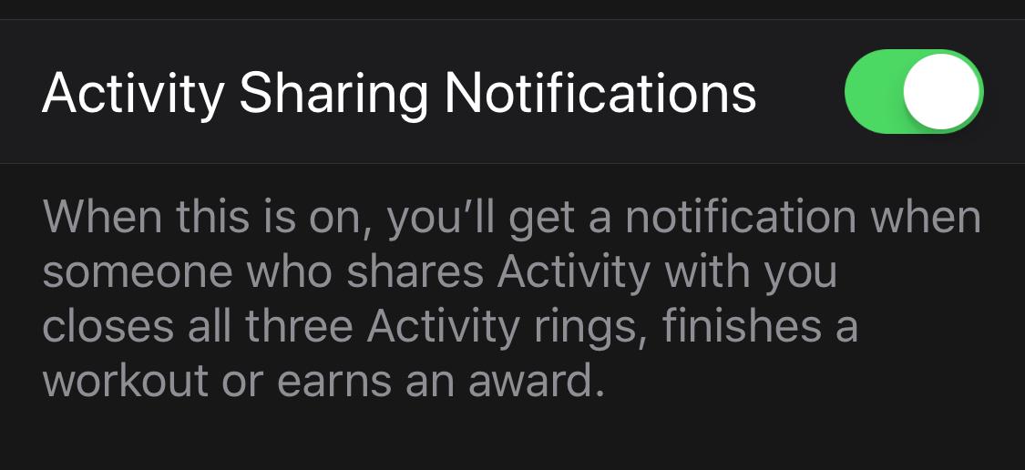Set it globally in the Apple Watch App