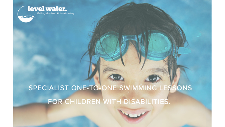 Level Water provides specialist one-to-one swimming lessons for children with physical and sensory disabilities.