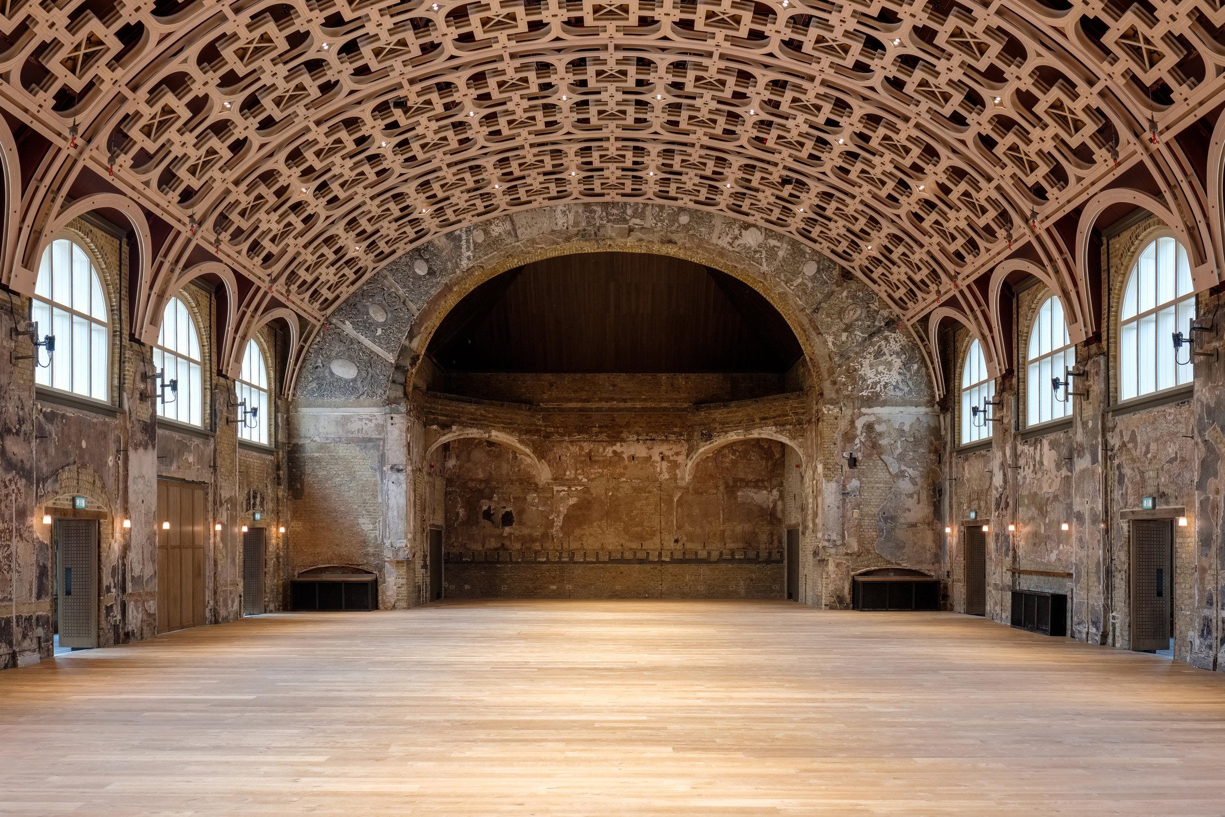 Battersea Arts Centre Grand Hall
