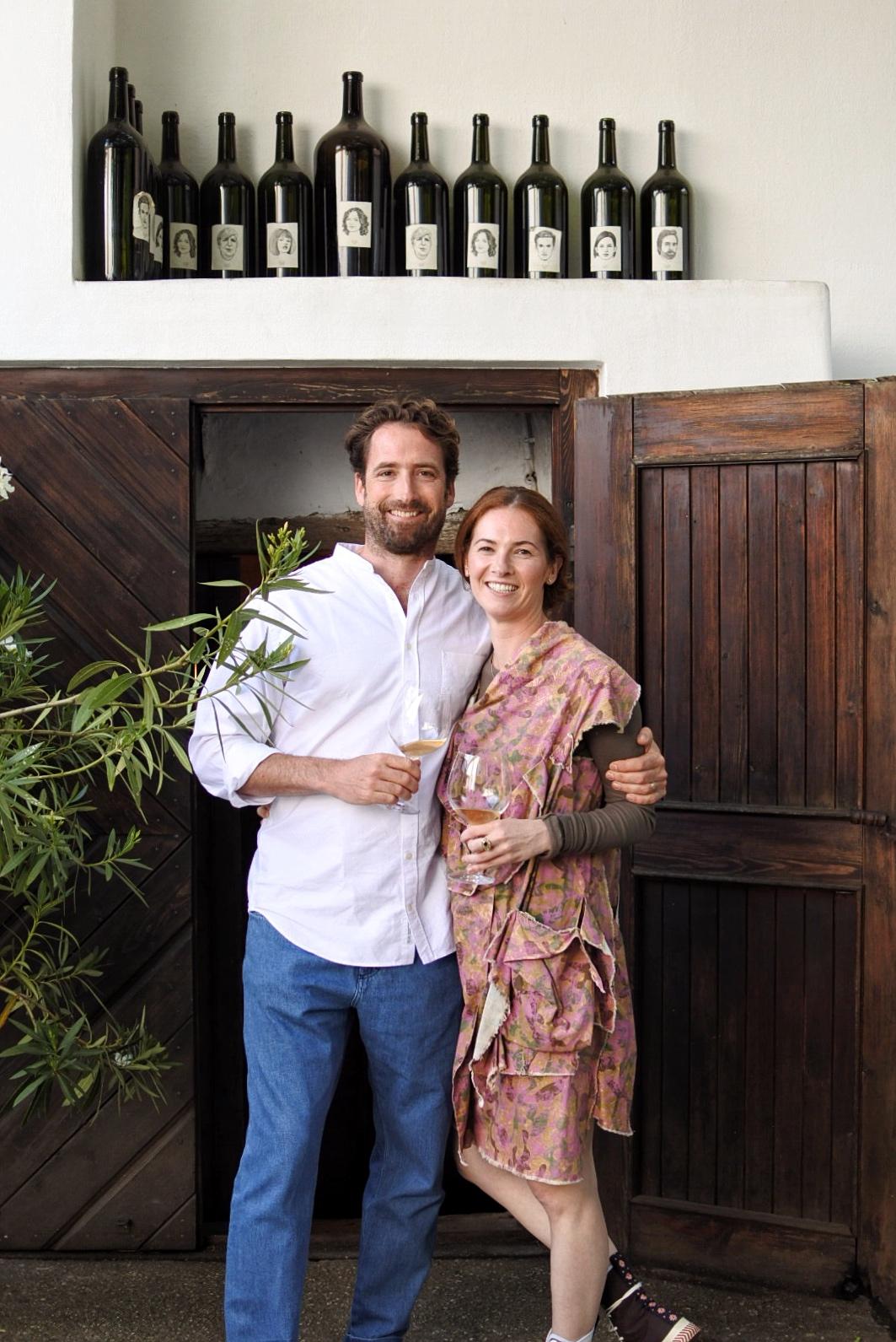 Stephanie and Eduard Tscheppe-Eselböck