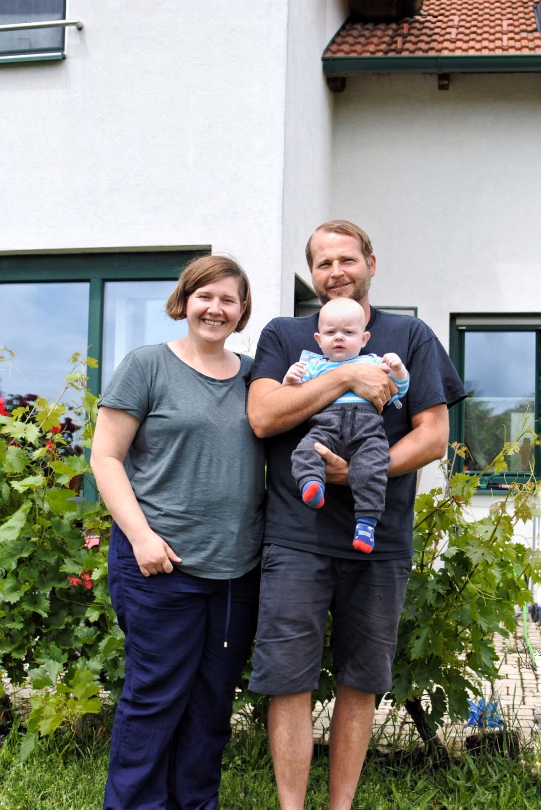 Maria, Alexander and Alois Koppitsch