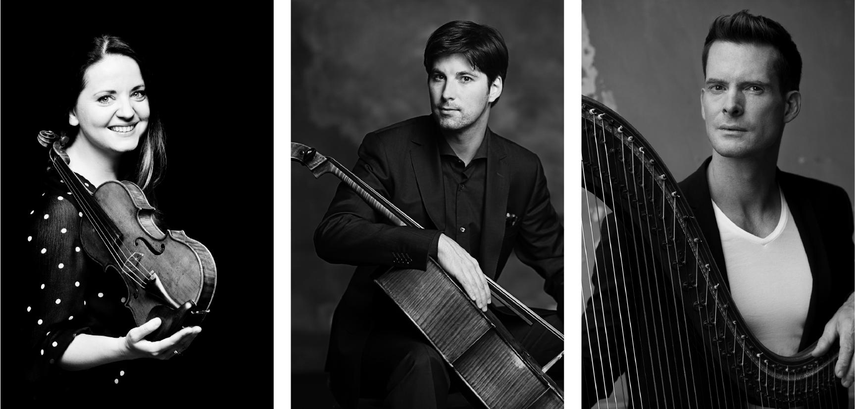 Baiba Skride, Daniel Müller-Schott & Xavier