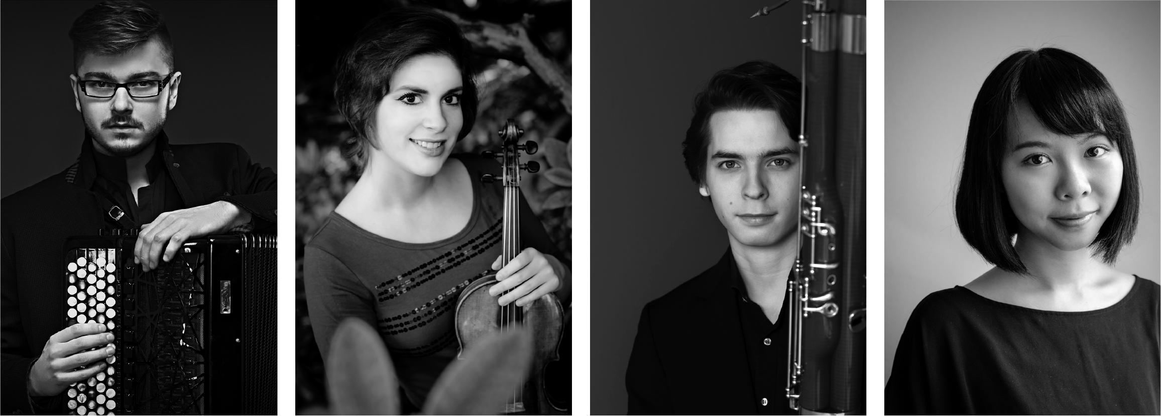 Maciej Frąckiewicz, Ioana Cristina Goicea & Theo Plath