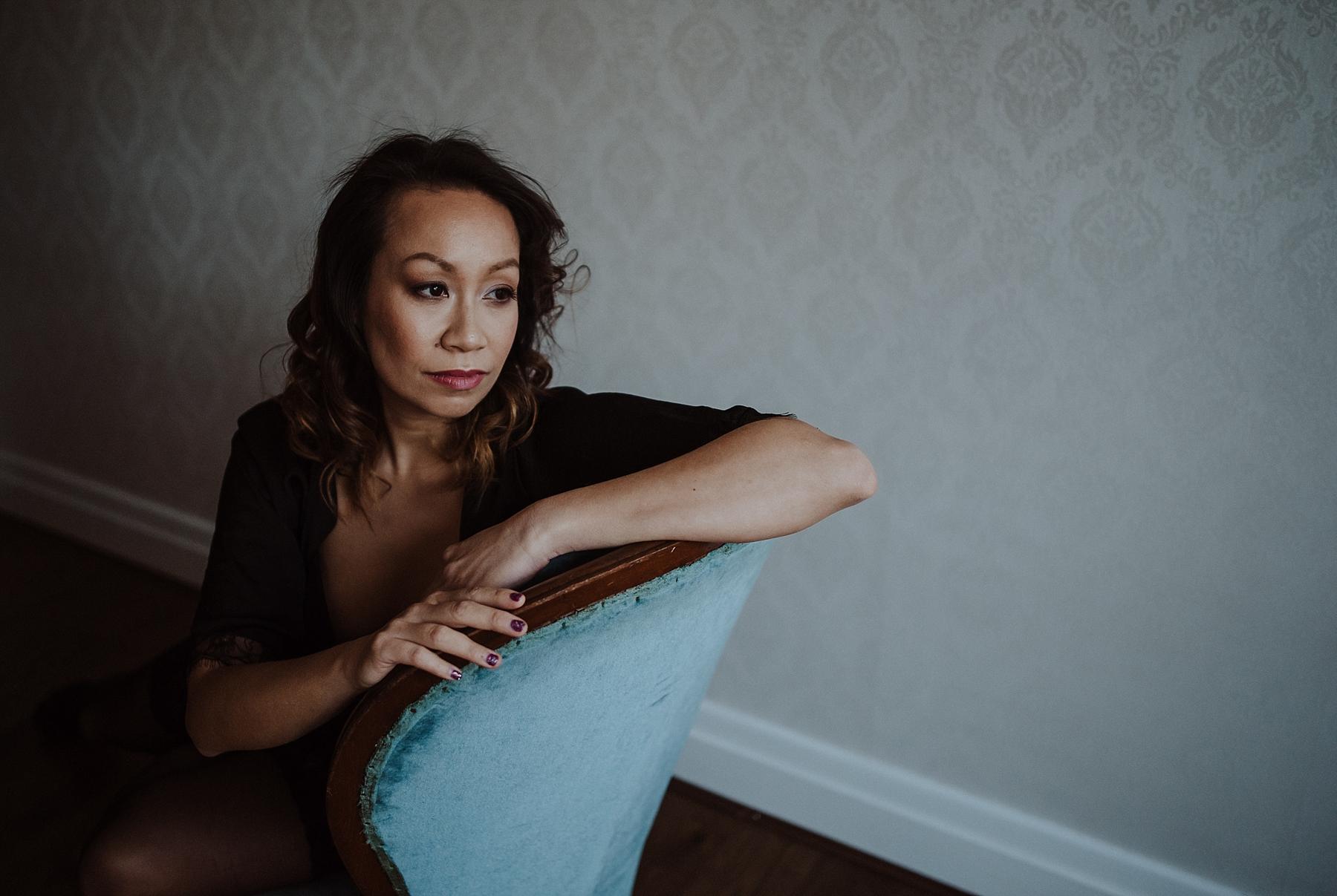 boudoir photographer london