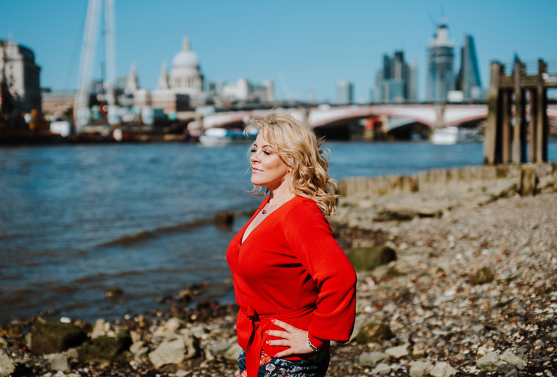 brand photographer in london for women