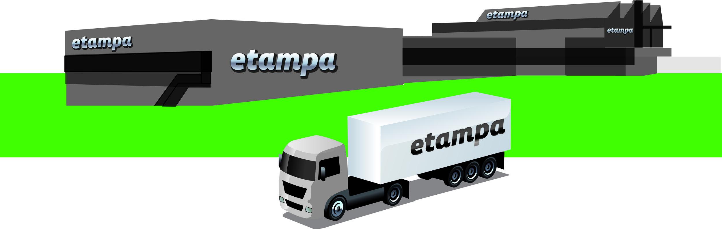 Illustration Vorschlag Redesign Etampa AG