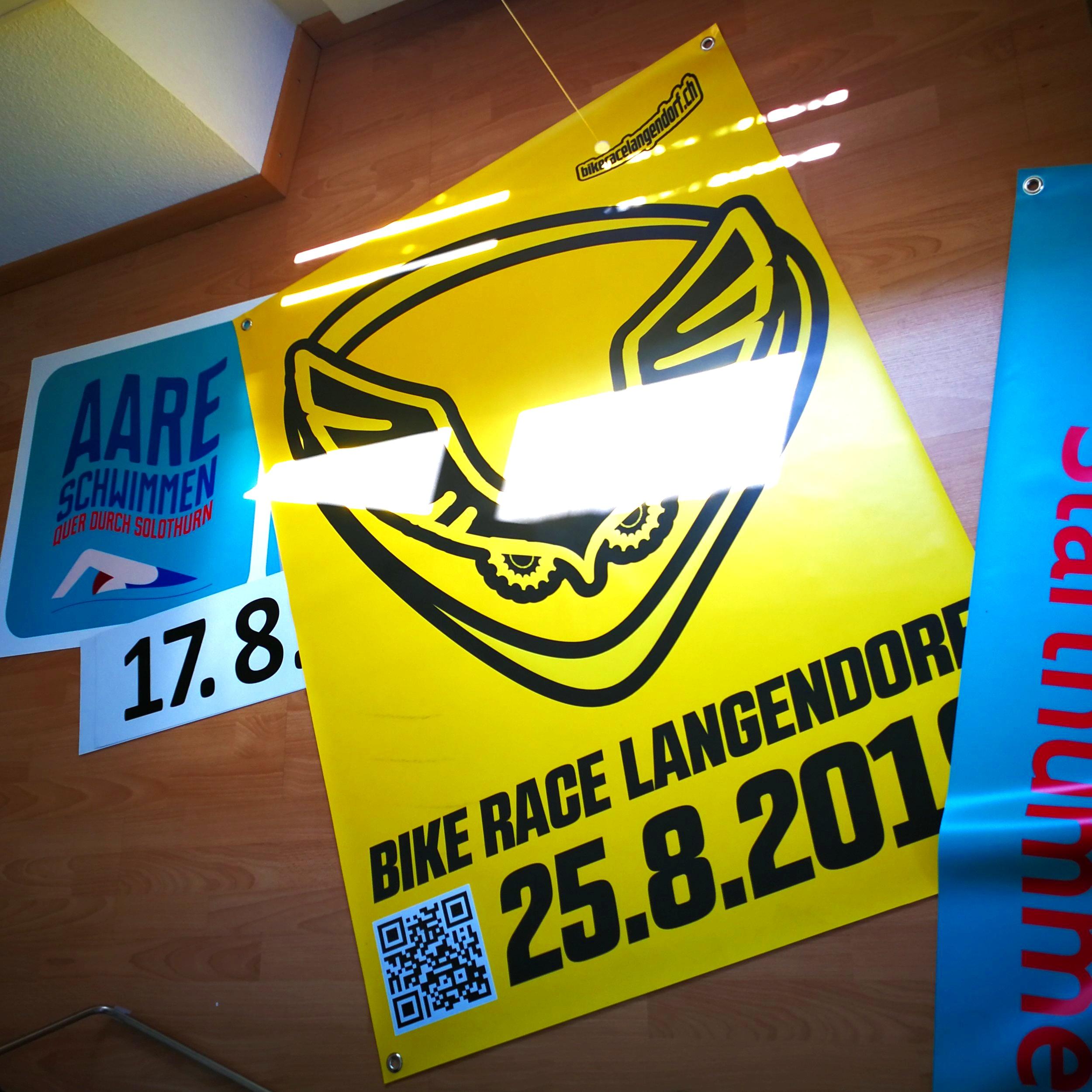 Argovia Cup 2019 Lanegndorf Biker Race Aareschwimmen