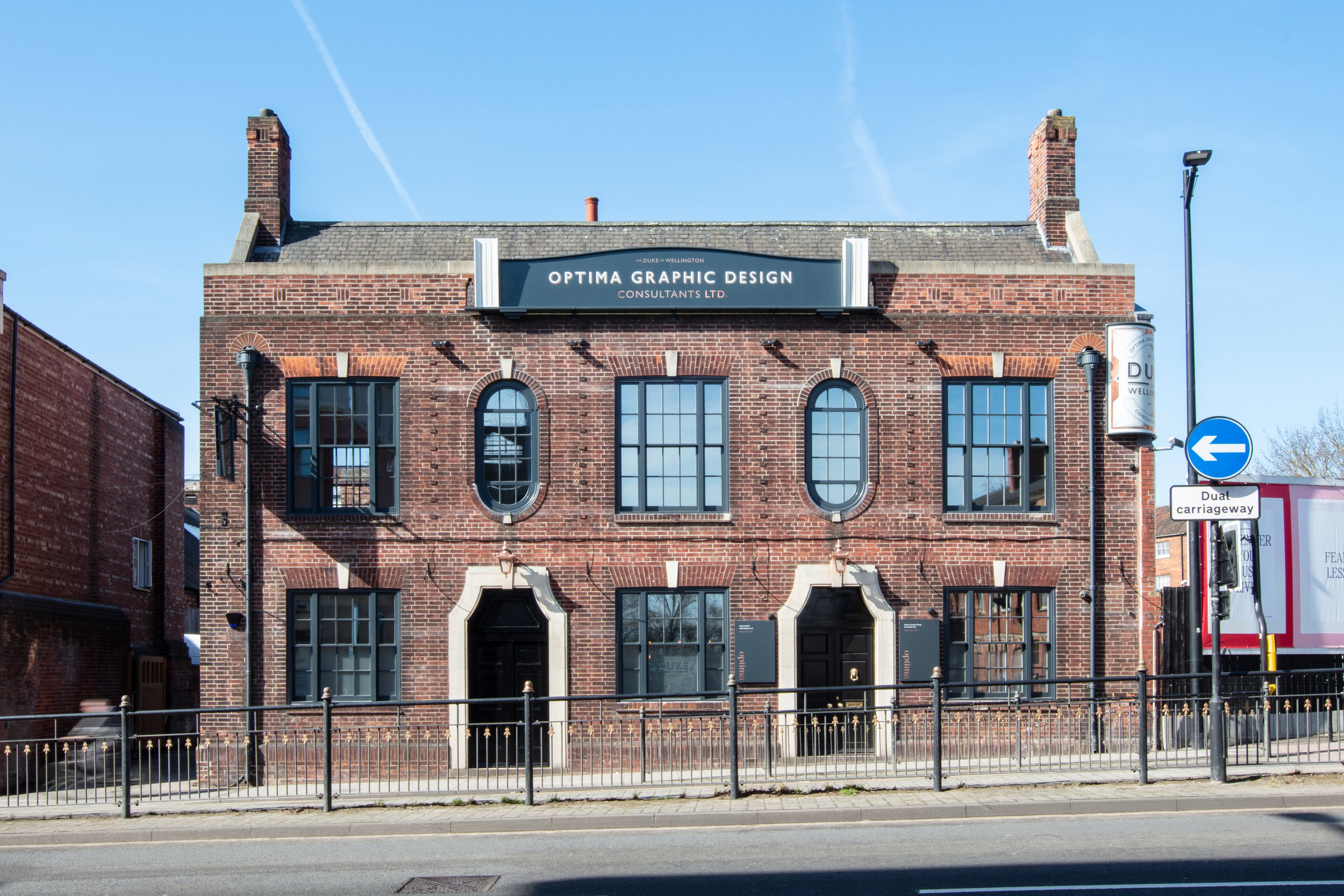duke of wellington, broadgate, lincoln  Refurbishment - derelict public house into modern commercial office space