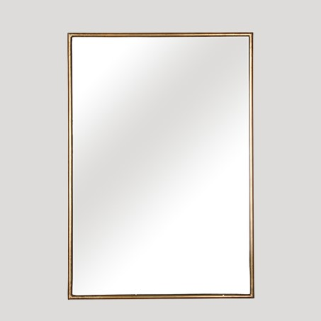 Baros Mirror - Rectangular MirrorW80 x D3 x L120cmRRP €600For enquiries please call us today on +353 1 4534742 or email info@interiorsatelier.ie
