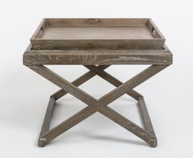 Powerscourt Table - W60 x L60 x H45cmRRP €360For enquiries please call us today on +353 1 4534742 or email info@interiorsatelier.ie