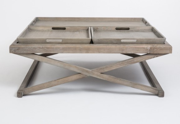 Logan Coffee Table - W120 x D120 x H45cmRRP €990For enquiries please call us today on +353 1 4534742 or email info@interiorsatelier.ie